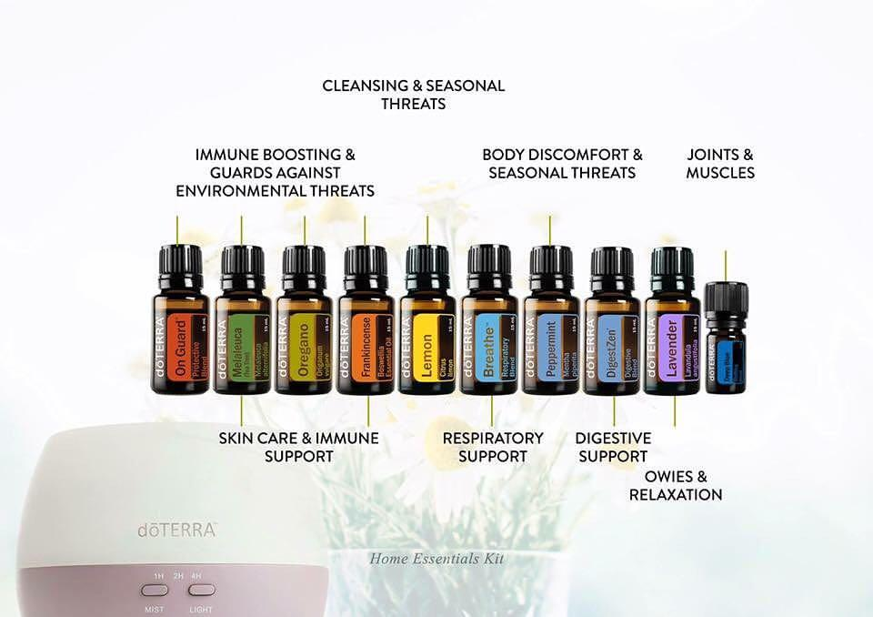 Why We Love doTerra Essential Oils